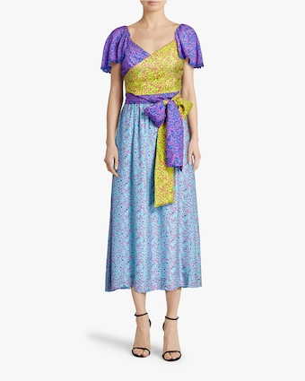 Tanya Taylor Teigan Midi Dress 2