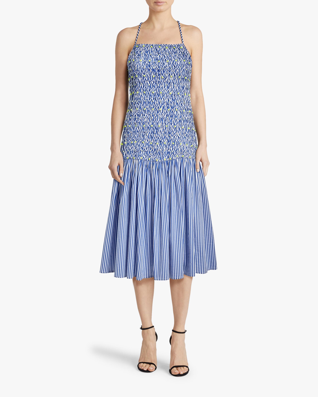 Tanya Taylor Cindy Midi Dress 1