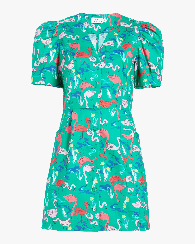 Tanya Taylor Augustine Mini Dress 1
