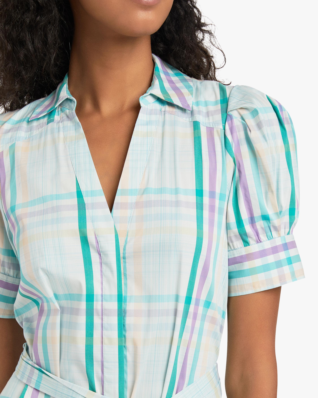 Tanya Taylor Fern Shirt Dress 3