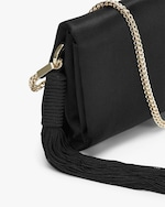 Galvan Mini Satin Tassel Bag 2