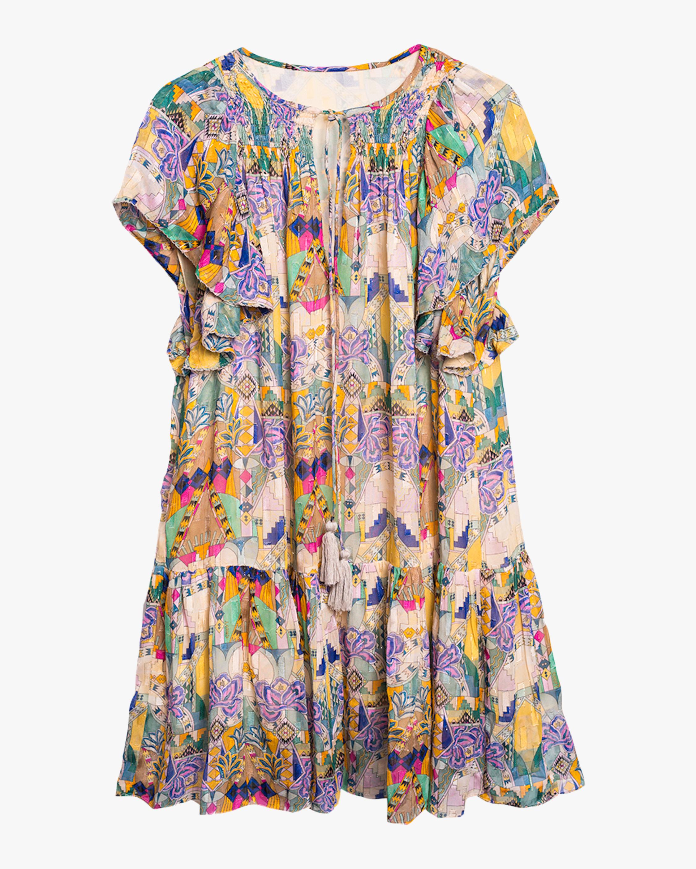 Chufy Inka Peasant Dress 0