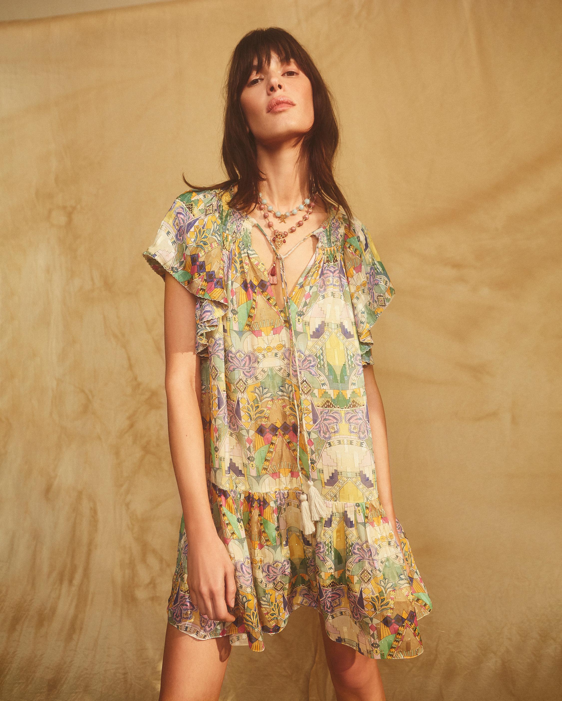 Chufy Inka Peasant Dress 1