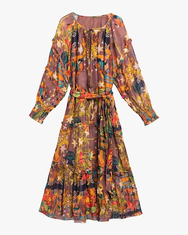 Khuyana Maxi Dress