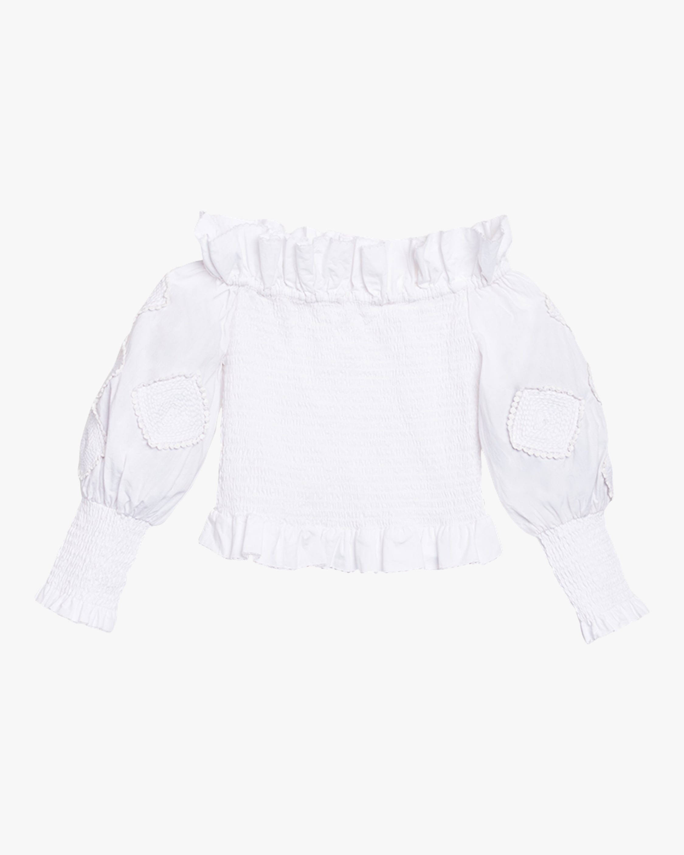 Chufy MISKI OFF-SHOULDER TOP