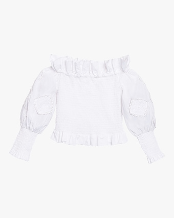 Miski Off-Shoulder Top