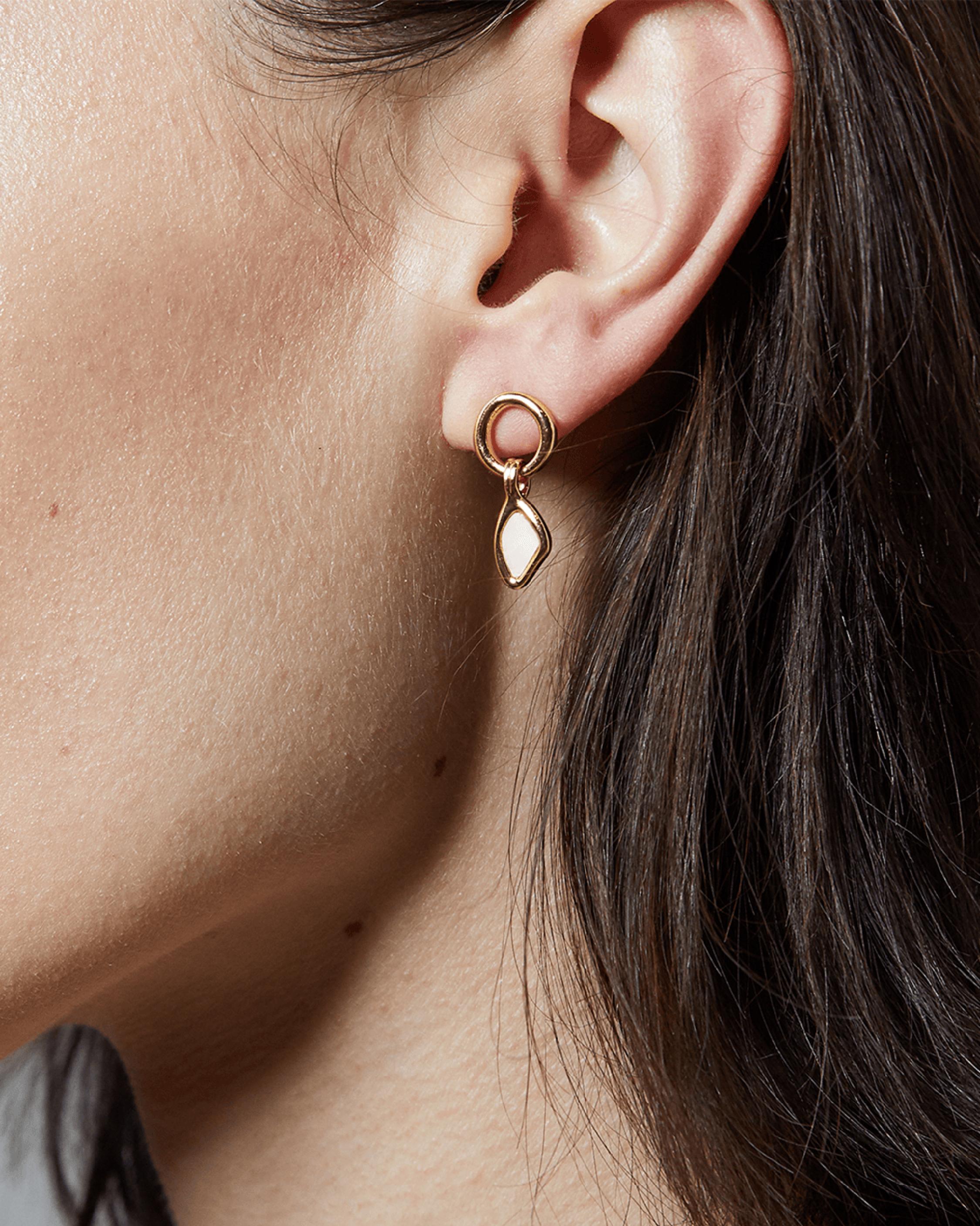 Cala Drop Earrings