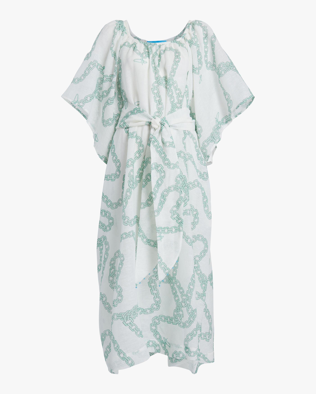 A Mere Co La Fontelina Midi Dress 1