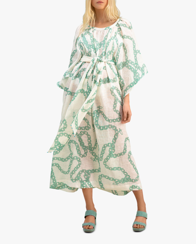 A Mere Co La Fontelina Midi Dress 2
