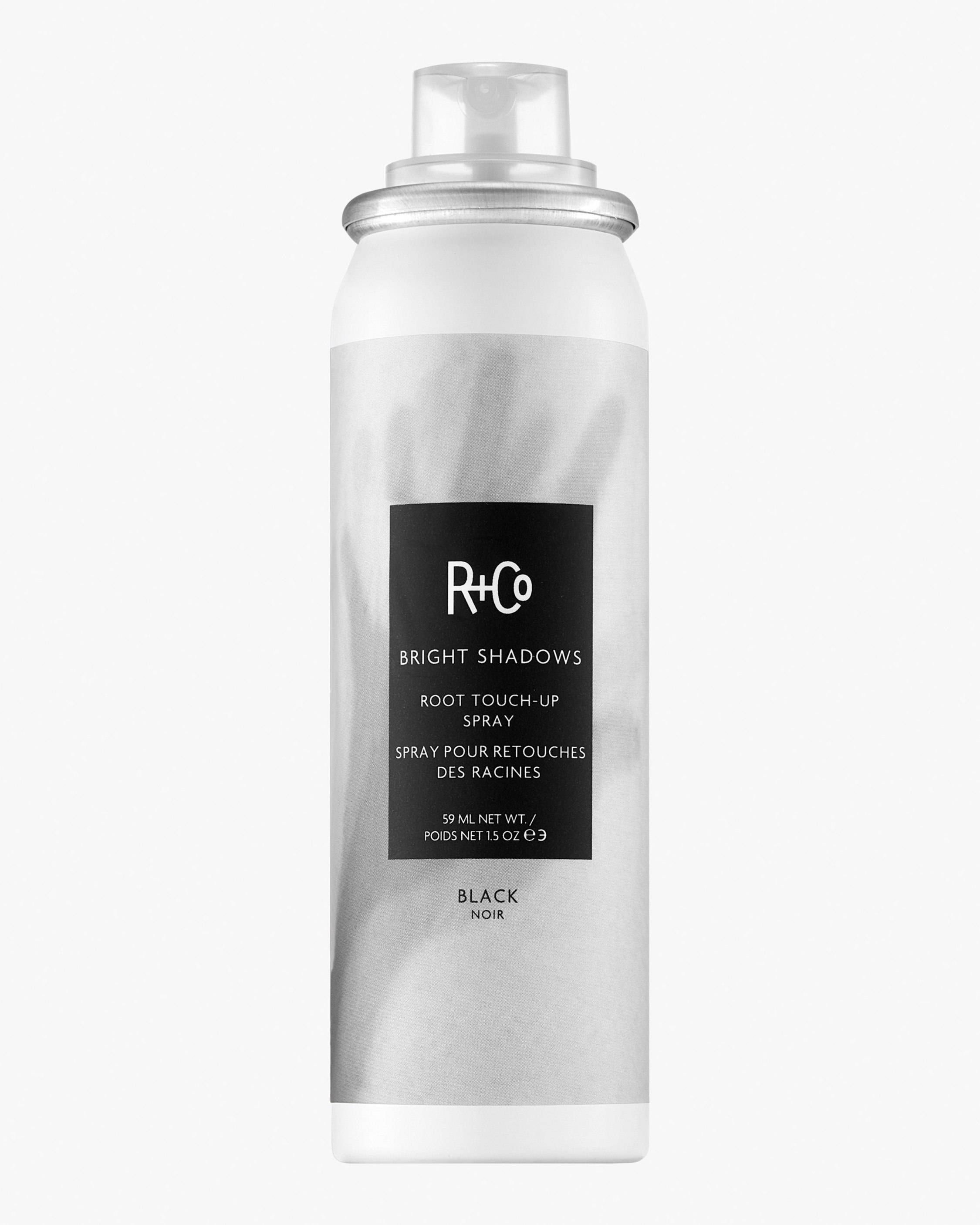 R+Co Bright Shadow Root Touch Up Spray 59ml 2