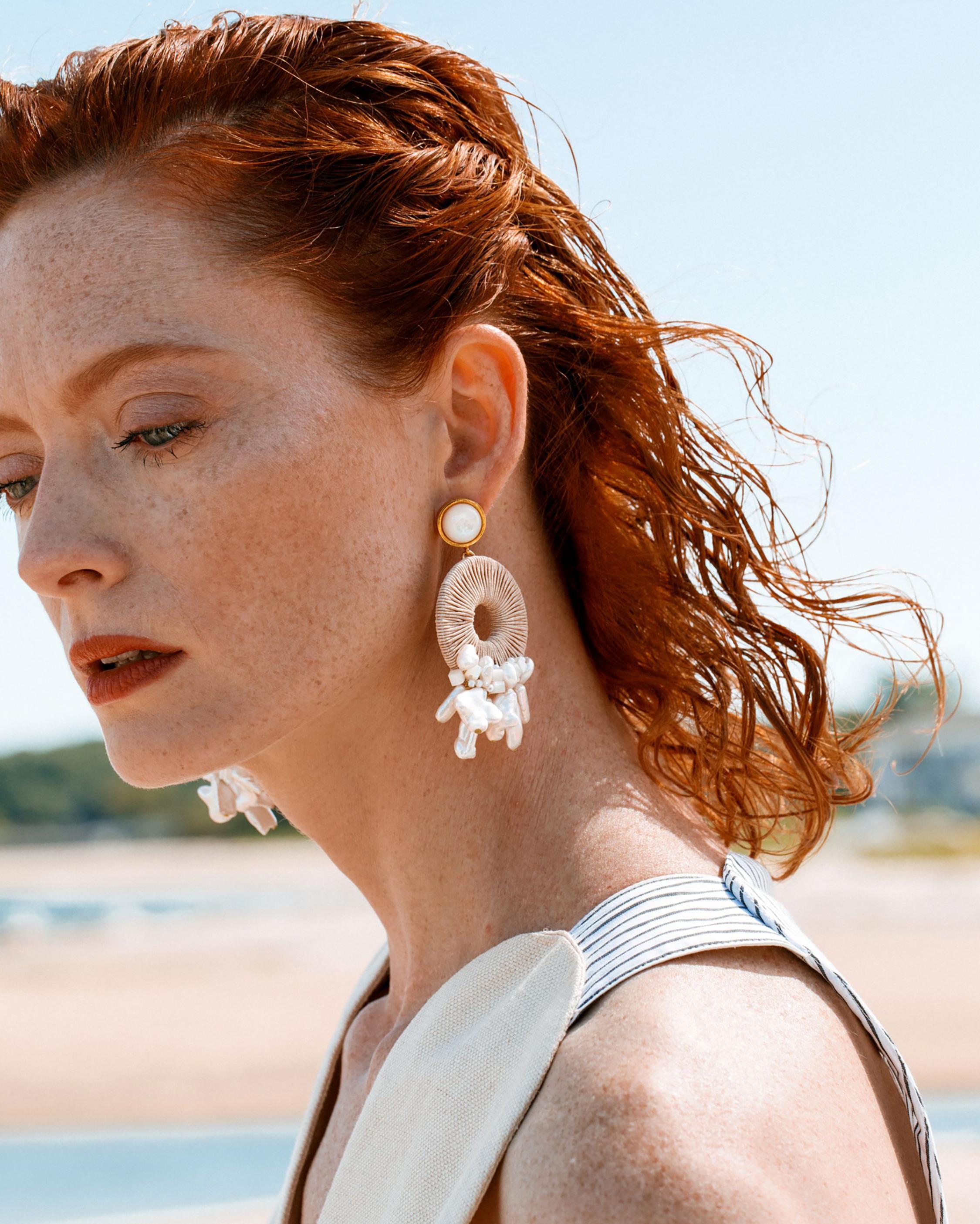 Ischia Drop Earrings