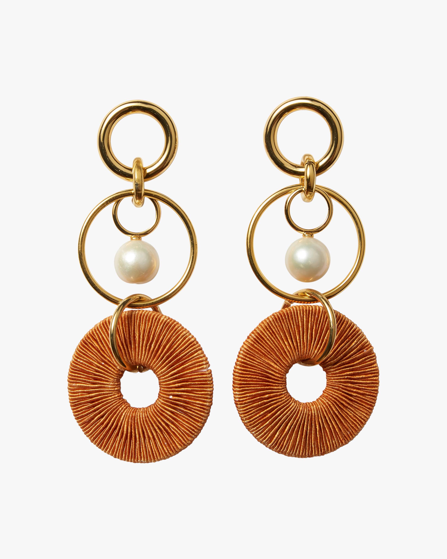 Lizzie Fortunato Santa Ana Drop Earrings 0