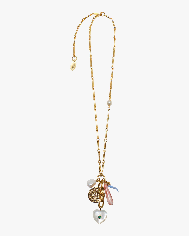 Amalfi Charm Necklace