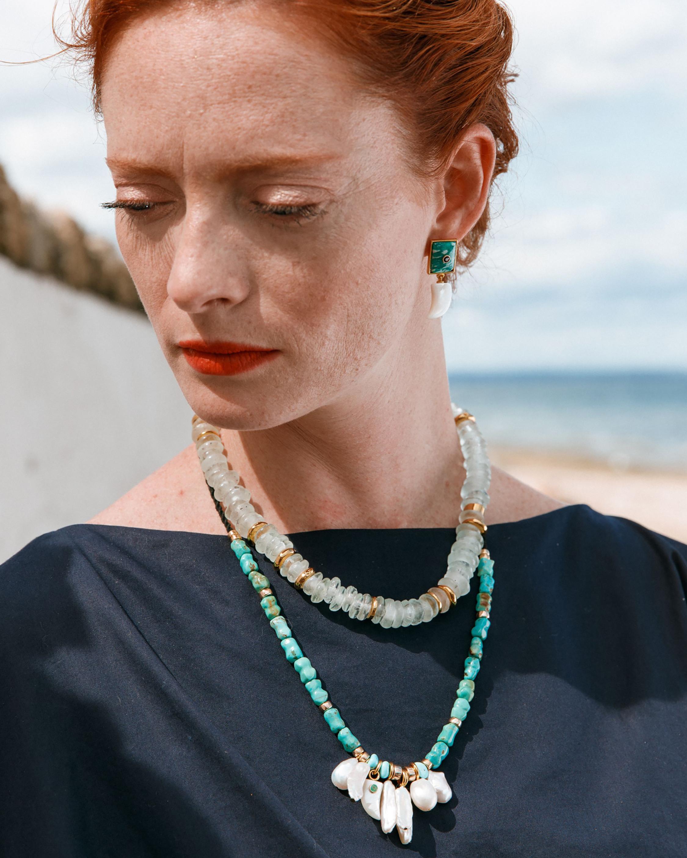 Lizzie Fortunato Isola Necklace 1