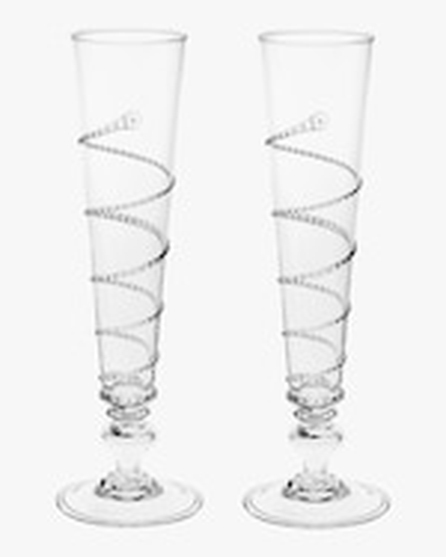 Juliska Amalia Champagne Flute Set 0