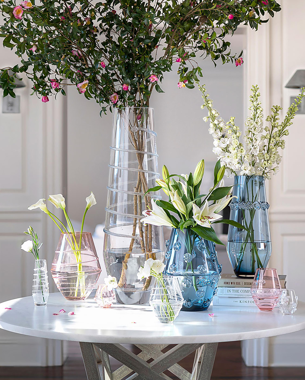"""Juliska Florence Vase 6"""" 1"""