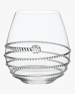 Juliska Amalia Stemless Red Wine Glass 0