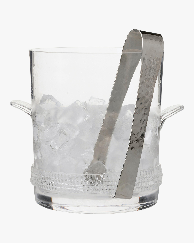 Juliska Dean Ice Bucket & Tongs 2