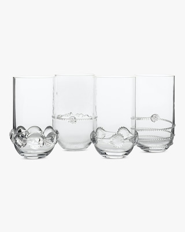 Juliska Juliska Heritage Collectors Large Highball Glass Set 2