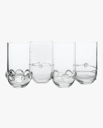 Juliska Juliska Heritage Collectors Large Highball Glass Set 2