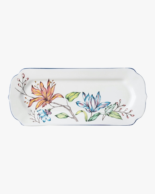 Juliska Floretta Hostess Tray 0