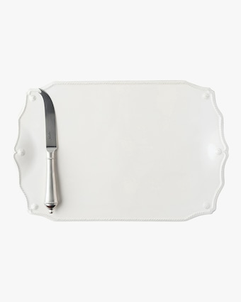 Berry & Thread Serving Board & Knife