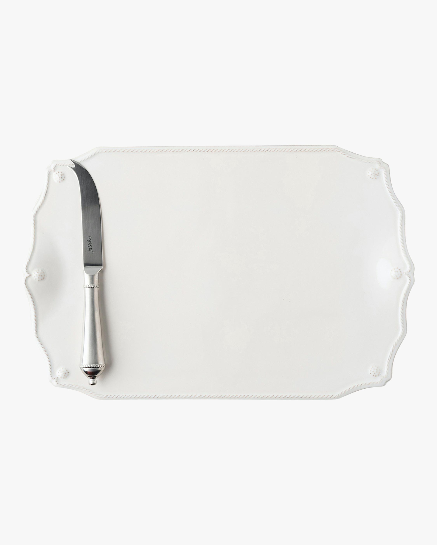 Juliska Berry & Thread Serving Board & Knife 1