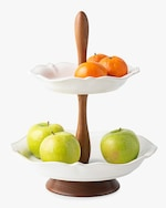 Juliska Berry & Thread Tiered Serving Stand 2