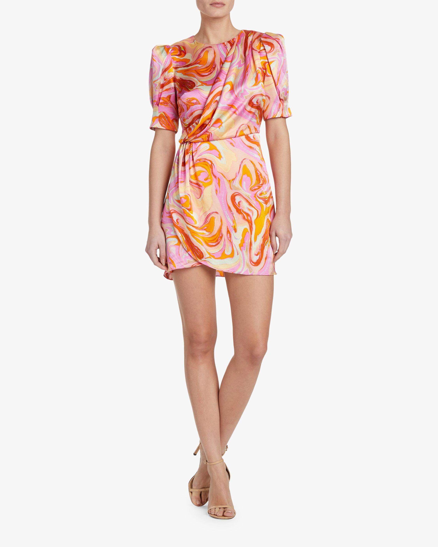 AIIFOS Stephanie Silk Dress 2