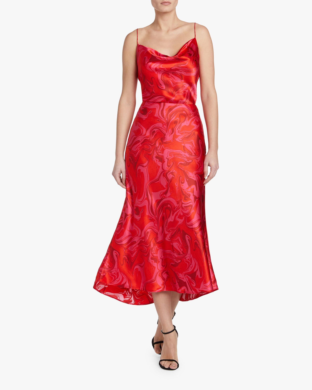 AIIFOS Slip Silk Skirt 2