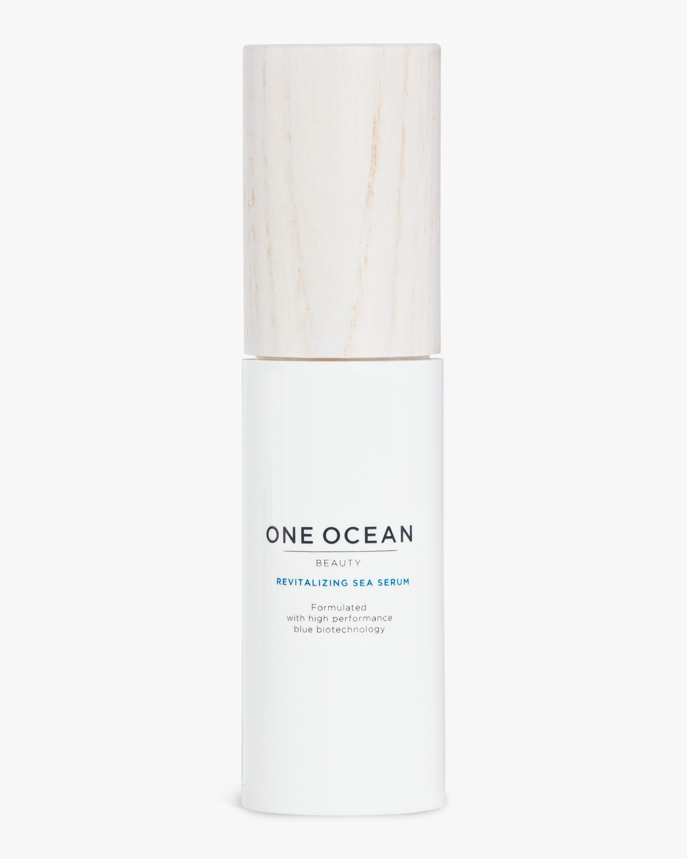 One Ocean Beauty Revitalizing Sea Serum 0