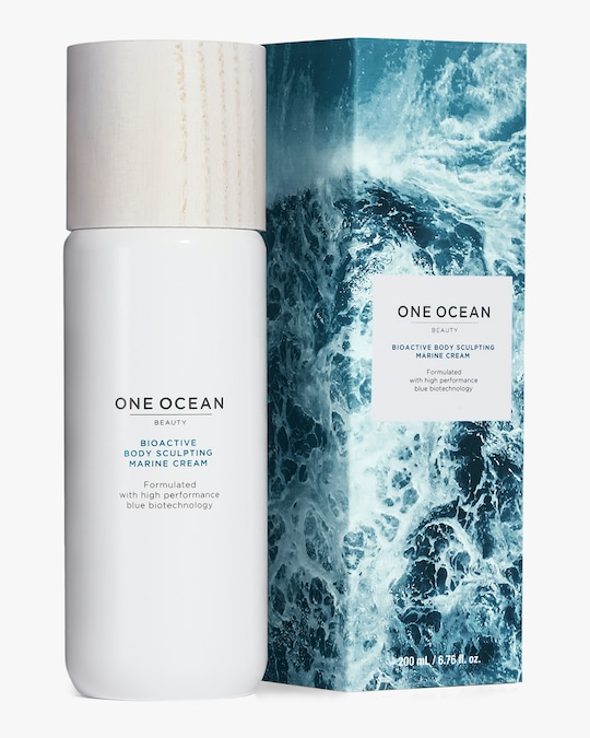 One Ocean Beauty Bioactive Body Sculpting Marine Cream 200ml 1