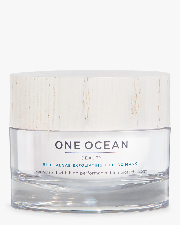 One Ocean Beauty Blue Algae Exfoliating Detox Mask 50ml 1