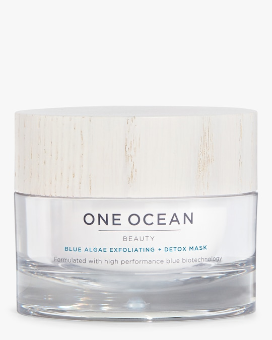 One Ocean Beauty Blue Algae Exfoliating Detox Mask 50ml 0
