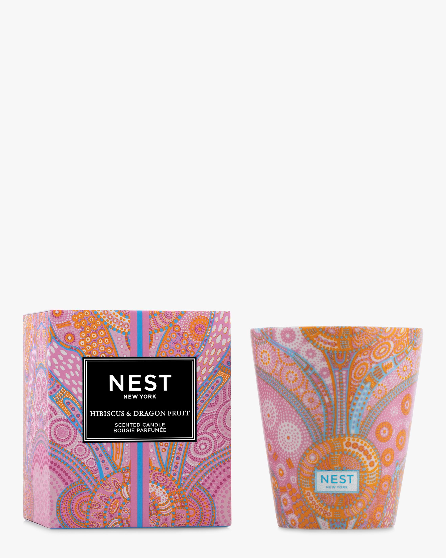 Nest Fragrances Hibiscus & Dragon Fruit Classic Candle 8.1 oz 0