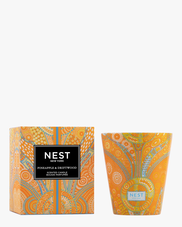 Nest Fragrances Pineapple & Driftwood Classic Candle 8.1 oz 0