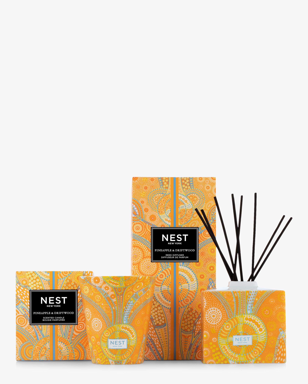 Nest Fragrances Pineapple & Driftwood Classic Candle 8.1 oz 1