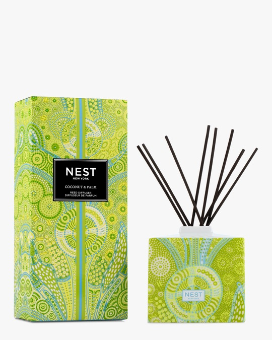 Nest Fragrances Coconut & Palm Reed Diffuser 175ml 0