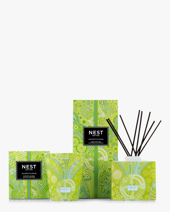 Nest Fragrances Coconut & Palm Reed Diffuser 175ml 1