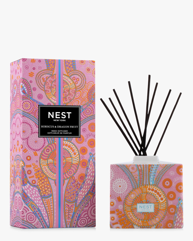 Nest Fragrances Hibiscus & Dragon Fruit Reed Diffuser 175ml 0