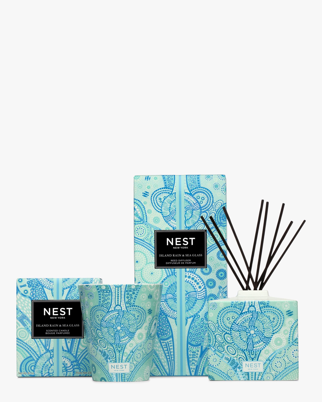 Nest Fragrances Island Rain & Sea Glass Reed Diffuser 175ml 1