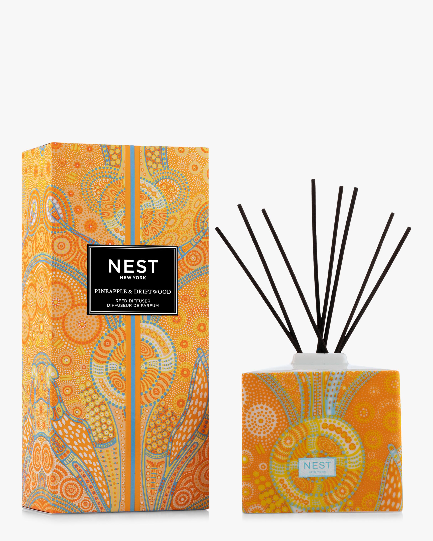 Nest Fragrances Pineapple & Driftwood Reed Diffuser 175ml 0