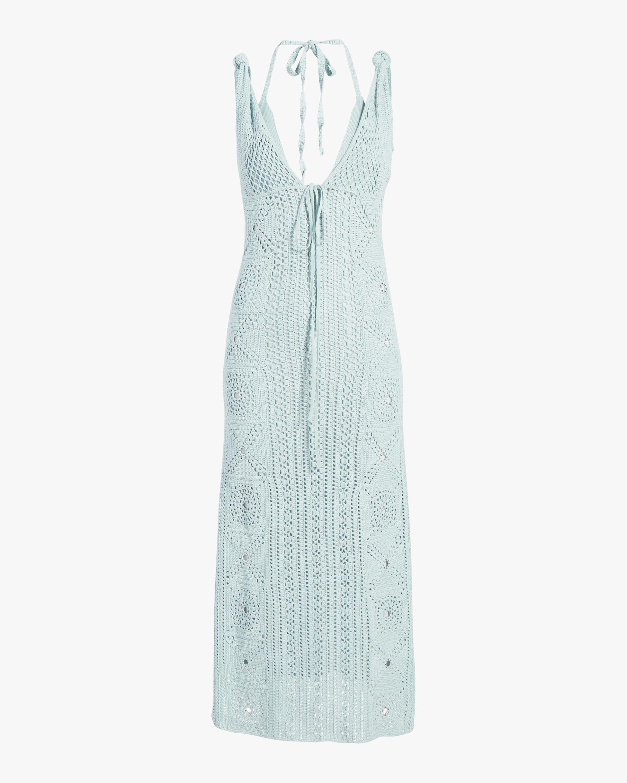 Remi Hand-Crochet Dress