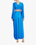 SemSem Pleated Jumpsuit 2