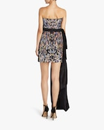 SemSem Sequin Bustier Bow Dress 2
