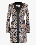 SemSem Sequin Blazer Dress 0