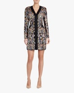 SemSem Sequin Blazer Dress 1