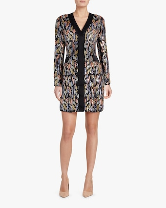 SemSem Sequin Blazer Dress 2