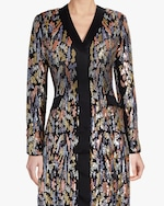 SemSem Sequin Blazer Dress 3