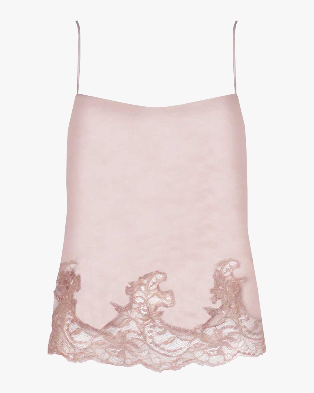 Fleur of England Lace-Trim Camisole 0